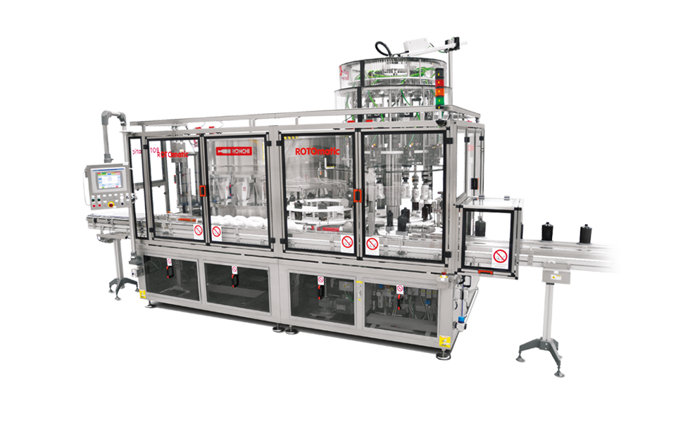 Ronchi Packaging Production Of Unscramblers Orienters